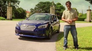 Subaru Legacy 2015 (Español)