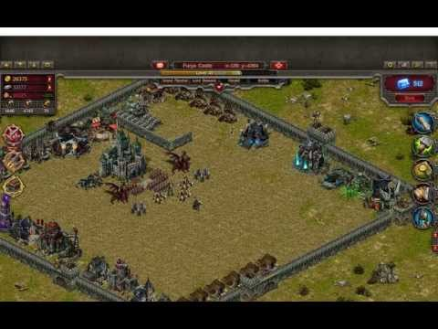 Stormfall Age of War  How to keep your units  in catacumbs