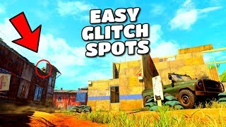 BO4 GLITCHES *EASY* WORKING GLITCH SPOTS AFTER PATCH 1.08