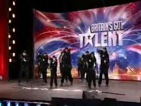 Britain's Got Talent Diversity Audition 3 2009 video