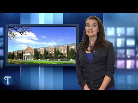 Countdown on for opening of Centennial Hall at East Texas Baptist University