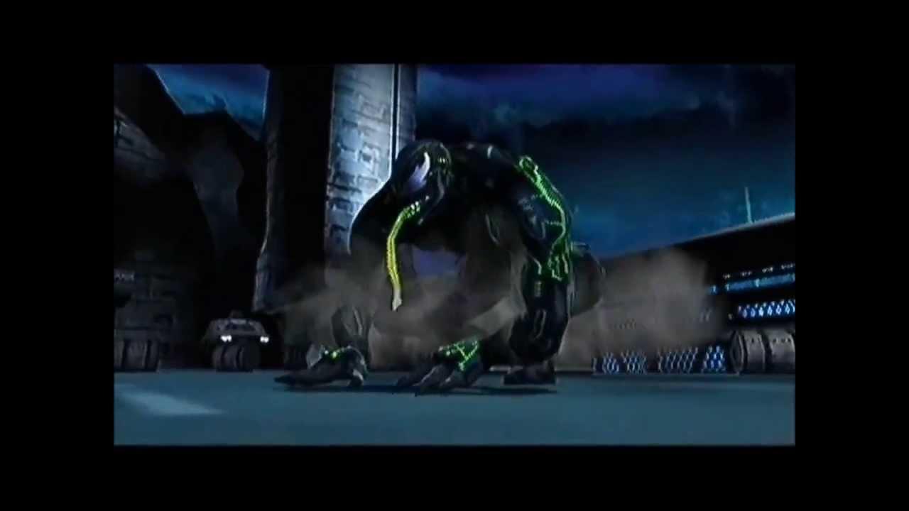 Dark Venom Intro (Marvel Nemesis - YouTube