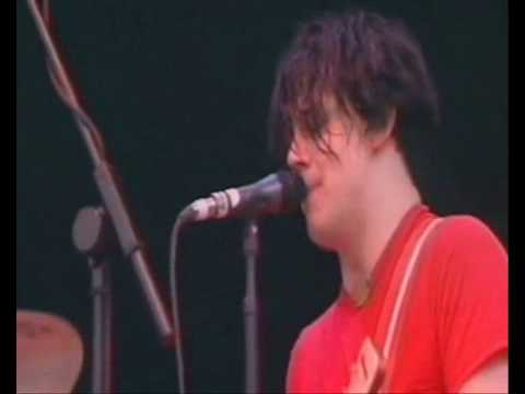 White Stripes - Baby Blue Live
