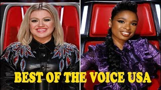 THE BEST OF BLIND AUDITIONS THE VOICE USA 2018 |  UNBELIEVABLE TOP VOICES