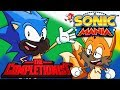 Sonic Mania: The Sonic Redemption - The Completionist Review featuring Tails Channel