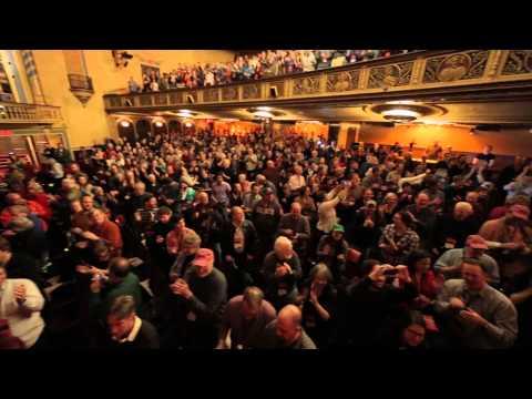 Tilda Swinton's Ebertfest 2013 Dance-Along