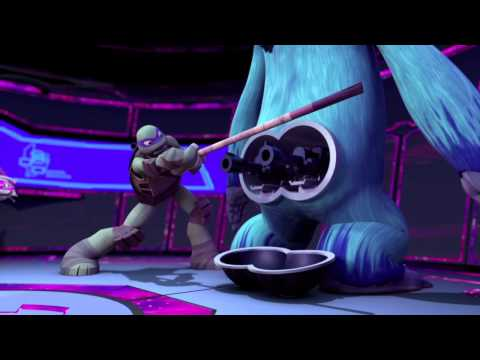 Teenage Mutant Ninja Turtles Season 2 Sneak Peek