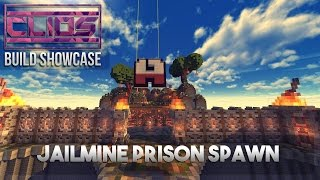 Clios Build Showcase - JailMine Prison Spawn