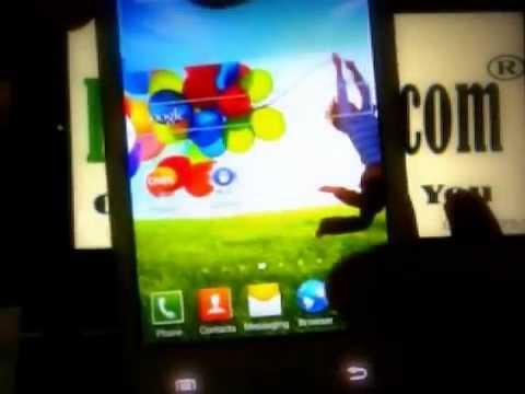 Samsung Galaxy S4 Clone - GT-I9500