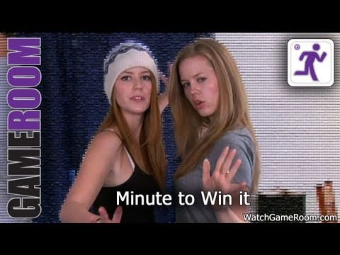 Minute To Win It - Game Room video