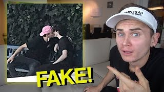 David Dobrik CAUGHT KISSING Dom! (the truth)