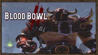 [2] Blood Bowl 2 Chaos vs Dark Elves