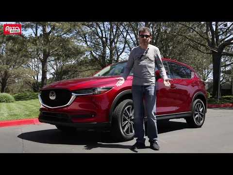 Новая Mazda CX-5 2017. Независимый взгляд АВТОРЕВЮ!