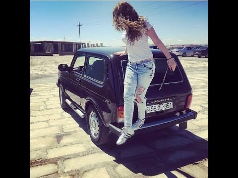 Cars & Girl  Niva  Baku 2016
