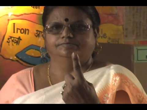 17 April Talegaon Dabhade  Voting
