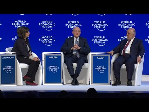 Davos 2016 - Securing the Middle East and North Africa