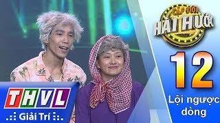 THVL | Cặp đôi hài hước Mùa 2 – Tập 12[2]: Tình cờ gặp nhau – Dương Thanh Vàng,  Phương Lan