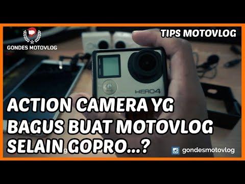 Action Camera Yang Bagus Murah Buat Motovlog Selain Gopro..?