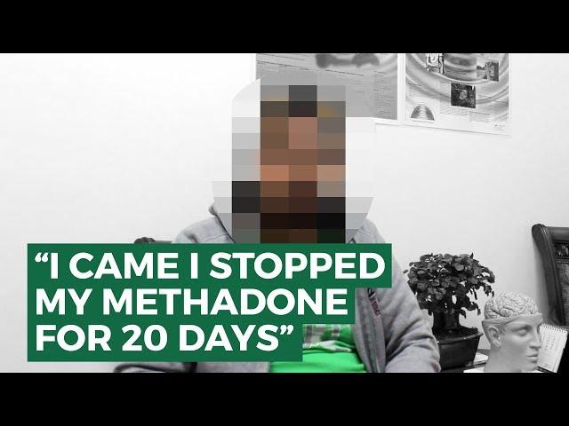 heroin methadone london