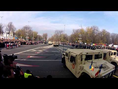 Parada -  Ziua Nationala a Romaniei