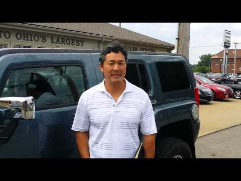Congrats to Hideta on his new Hummer H3!!