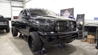 900+HP CUMMINS going back together!!! It's almost time!!!
