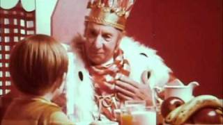 "King Vitaman commercial w/ George Mann 1972 ""Have Breakfast with the King!"""