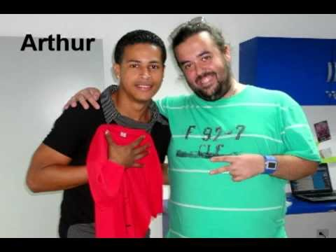 Arthur - Saludando por mi cumpleaos