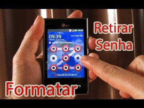 LG Optimus L3 - Como Desbloquear [Resetar - Formatar]