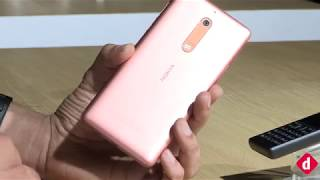 Nokia 5 Smartphone First Look | Digit.in