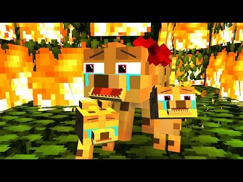 Ocelot Life 2 - Craftronix Minecraft Animation