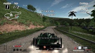 Gran Turismo 4 - Bentley Speed 8 Rally Car '03 PS2 Gameplay HD