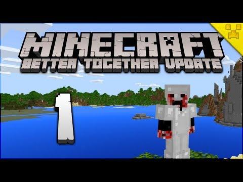 Minecraft Better Together Update | PILOT | Minecraft Survival (Bedrock/W10/Pocket Edition/Console)