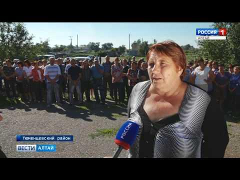 «Без слёз смотреть невозможно»: жители села Андроново Тюменцевского района пытаются спасти школу