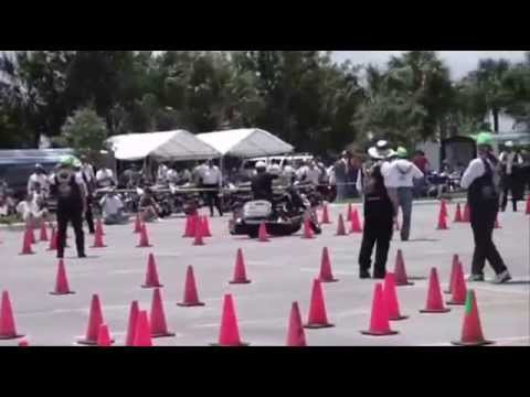 Southeast Police Motorcycle Rodeo Competition - Pompano Beach, FL