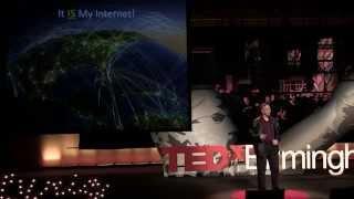 Why Do We Call it Cyber CRIME? Gary Warner at TEDxBirmingham 2014