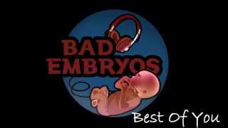 Bad Embryos- Best Of You (Foo Fighters Cover)