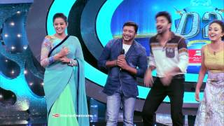 D2 Motion & Emotion of Priyamani; New Fan in the  D2 Floor