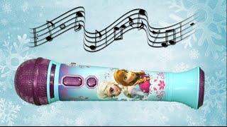 Download Lagu Frozen Magical MP3 Microphone from eKids Gratis STAFABAND