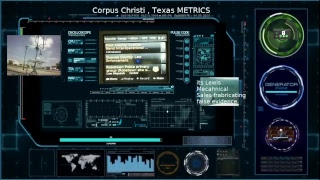 Corpus Christi Police , LEWIS MEChANiCAL, RTA, Fire, Police, EMS , radio reception at JOHNs PLACE