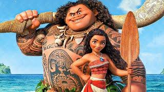 Disney's MOANA Trailer 1 - 3 (Ultra HD 4K - 2016)