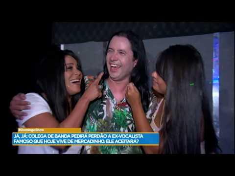 Raied Neto reencontra e perdoa ex-colegas da Calcinha Preta