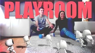 PLAYSTATION PLAYROOM! w/Lucy