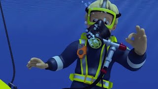 Penny Deep Water Rescue 🔔 Water Rescue | Best Rescue Episodes ⭐️ Fireman Sam US