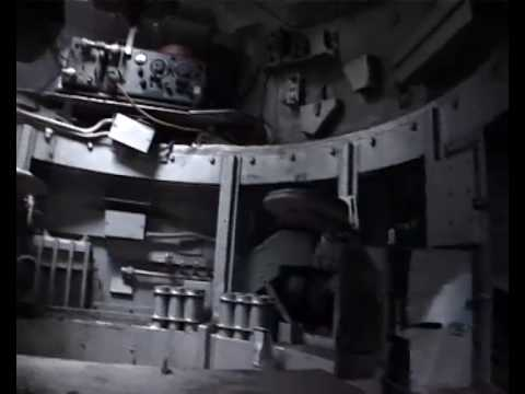 Take a look inside a M4 Sherman Tank