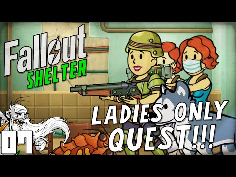 """I'M A STRONG INDEPENDENT WOMAN!!!"" Fallout Shelter (iOS/Android/PC)"