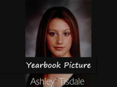 Ashley Tisdale's Yearbook Picture - YouTube