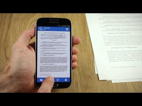 Tiny Scanner Pro: PDF Doc Scan Business app for Android Preview 1