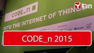 CODE_n 2015: Highlight-Tour durch die CeBIT-Halle