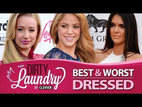 Best & Worst Dressed Billboard Music Awards 2014 - Dirty Laundry
